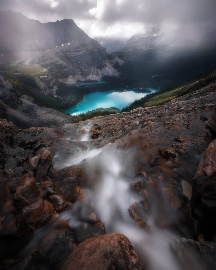 Nature Photography Alpine Lakes by Jaclyntanemura