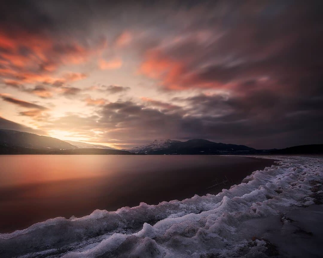 Nature Photography Sunset by Jacklyntanemura