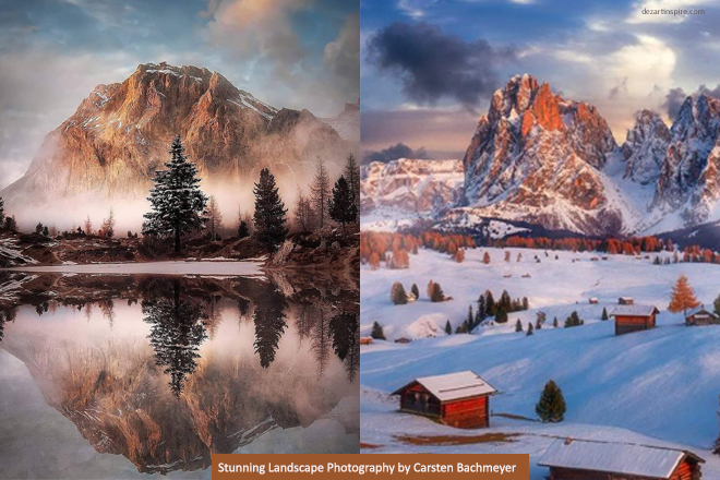 featured landscape photography
