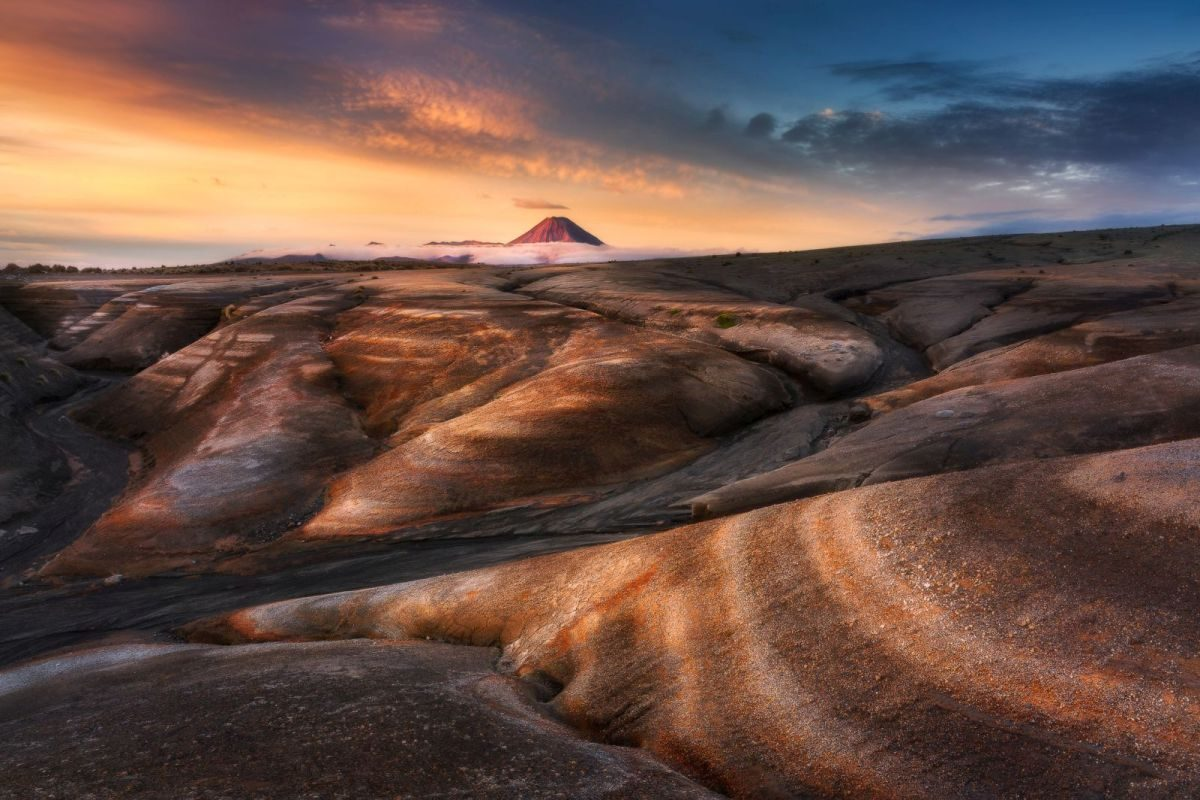 Landscape Photography Mountain by Dylan and Marianne