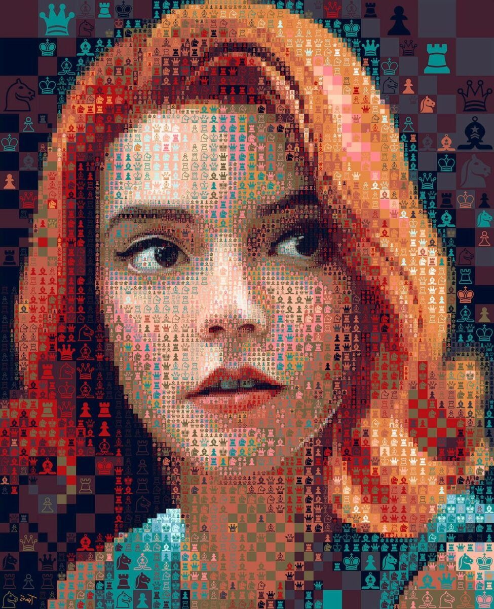 5 photo manipulation queens gambit by charis tsevis e1619966131660